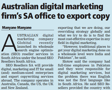 Australian Digital Marketing Company