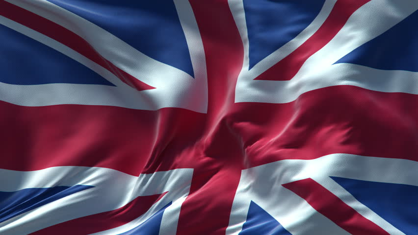 Flag of UK-1