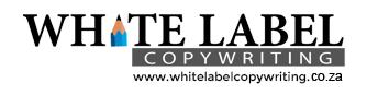 White Label Copywriting ZA