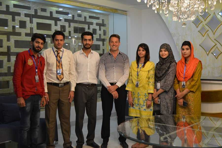 DSC 0363 - Managing Director's 2017 Tour of the Pakistan Office