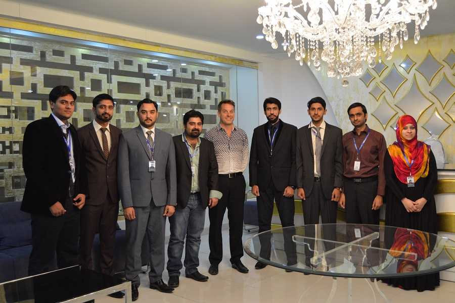 DSC 0387 - Managing Director's 2017 Tour of the Pakistan Office