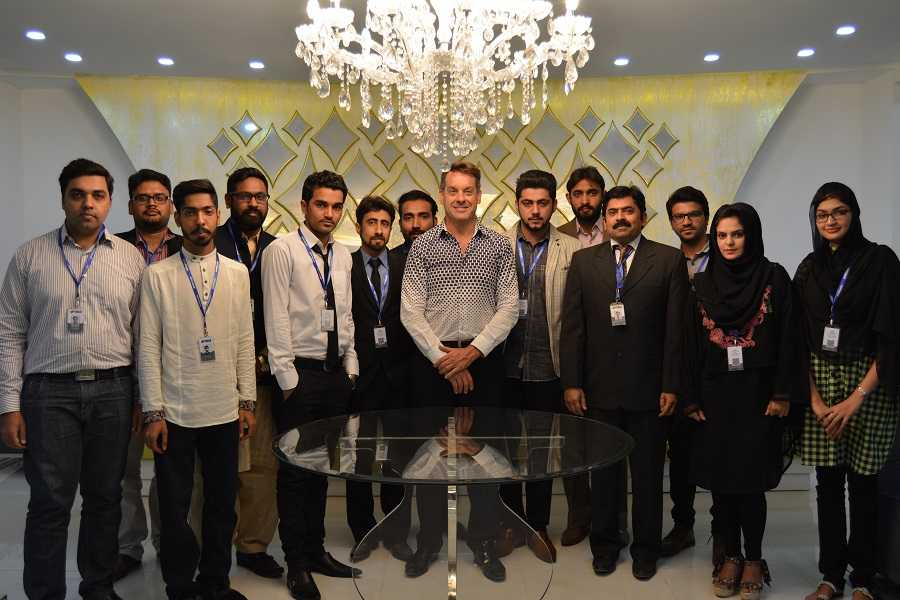 DSC 0401 - Managing Director's 2017 Tour of the Pakistan Office