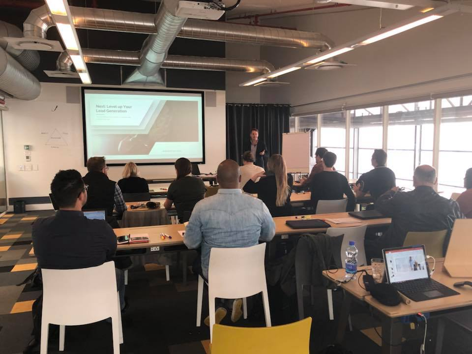 Sep 2018 Sales Clinic SA 1 - OUR STORY